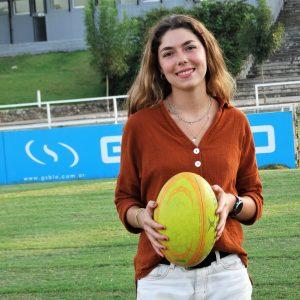 Rugby: Milagros Lecuona, de Centro Naval a la Pre de Tala